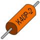 K40P-2 PIO capacitors