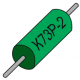 K73P-2 Polyethilene capacitors