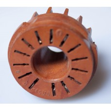 14-pin CARBOLITE SOCKET. FOR IN-18 / IN-4 indicator tubes