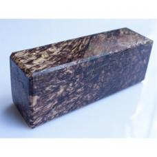 GRANITE color STABILIZED wood, Karelian BIRCH.