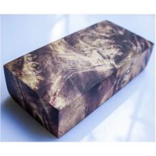 SWAMP color STABILIZED wood, Karelian BIRCH
