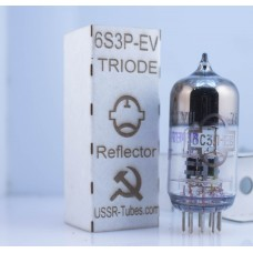 6S3P-EV single triode tube. Reflector plant. 1970s. EC86 PC86 WE417A equivalent