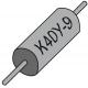 K40Y-9 PIO capacitors