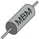 MBM metal-paper capacitors